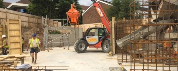 Building an Extension in Maidenhead